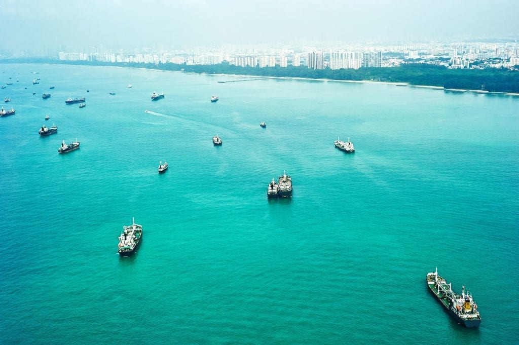 water quality monitoring and prediction service Singapore